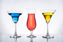 δροσερό ποτό Στοκ εικόνα με δικαίωμα ελεύθερης χρήσης