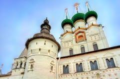 Ροστόφ Κρεμλίνο, το χρυσό δαχτυλίδι της Ρωσίας Στοκ Εικόνες