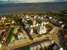Ροστόφ το μεγάλο Κρεμλίνο Στοκ Φωτογραφίες