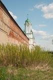 Ροστόφ το μεγάλο, μοναστήρι spaso-Yakovlevsky Dmitriev Στοκ εικόνες με δικαίωμα ελεύθερης χρήσης