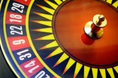 ρουλέτα χαρτοπαικτικών &lambd στοκ φωτογραφία με δικαίωμα ελεύθερης χρήσης