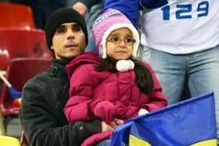 Ρουμανία Βέλγιο Στοκ εικόνες με δικαίωμα ελεύθερης χρήσης