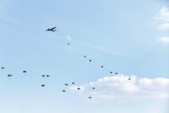 Ρουμανία-ΝΑΤΟ-στρατός-ΑΣΚΗΣΗ Στοκ εικόνα με δικαίωμα ελεύθερης χρήσης