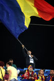 Ρουμανία-Ολλανδία Στοκ φωτογραφία με δικαίωμα ελεύθερης χρήσης