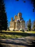 Ρουμανία Curtea de Arges στοκ φωτογραφία με δικαίωμα ελεύθερης χρήσης