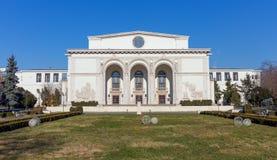 Ρουμανική εθνική όπερα, Βουκουρέστι Στοκ Φωτογραφίες