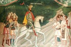 Ρουμανική ιστορία Στοκ Εικόνες