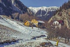 Ρουμανικοί προορισμοί ταξιδιού στοκ φωτογραφίες