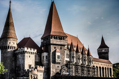 Ρουμανικό κάστρο Στοκ Φωτογραφίες