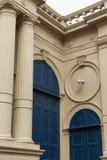Ρουμανικό κτήριο ύφους στοκ εικόνα με δικαίωμα ελεύθερης χρήσης