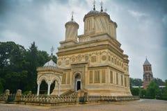 Ρουμανικό μοναστήρι Στοκ Φωτογραφία