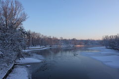 Ρουμανικό πάρκο Στοκ Εικόνες