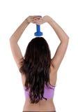 ρουτίνα workout στοκ φωτογραφία με δικαίωμα ελεύθερης χρήσης
