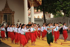 Ρούμι Ταϊλανδός στη Μπανγκόκ, Ταϊλάνδη Στοκ εικόνες με δικαίωμα ελεύθερης χρήσης