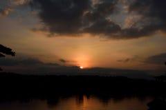 Ροδοειδής αυγή Στοκ φωτογραφίες με δικαίωμα ελεύθερης χρήσης