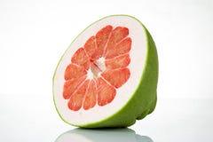 Ροδοκόκκινα Pomelo του Σιάμ φρούτα Στοκ Εικόνα