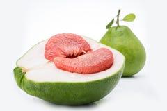 Ροδοκόκκινα Pomelo του Σιάμ φρούτα Στοκ εικόνα με δικαίωμα ελεύθερης χρήσης