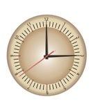 Ρολόγια με τα βέλη Στοκ φωτογραφία με δικαίωμα ελεύθερης χρήσης