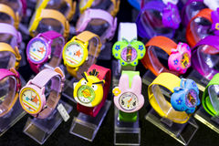Ρολόγια παιδιών Στοκ Εικόνες