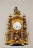 Ρολόι δέκατου όγδοου αιώνα Στοκ Φωτογραφία