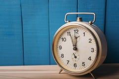 ρολόι αναδρομικό Στοκ εικόνες με δικαίωμα ελεύθερης χρήσης