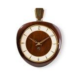 ρολόι αναδρομικό Στοκ Εικόνες