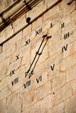 ρολόι ιστορικό Στοκ Φωτογραφίες