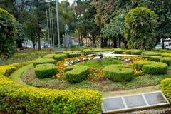 Ρολόι κήπων Στοκ φωτογραφία με δικαίωμα ελεύθερης χρήσης