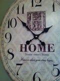 Ρολόι κουζινών Στοκ Εικόνες