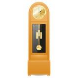 Ρολόι παππούδων Διανυσματική απεικόνιση