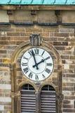Ρολόι πύργων στοκ εικόνες