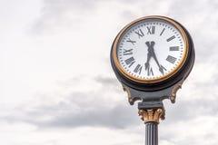 Ρολόι στην πόλη Μισσούρι του Κάνσας σταθμών ένωσης Στοκ εικόνα με δικαίωμα ελεύθερης χρήσης