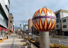 Ρολόι στο Ματσουμότο, Ιαπωνία Στοκ Φωτογραφία