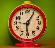 ρολόι συναγερμών παλαιό Στοκ Εικόνες
