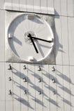 Ρολόι της Μπρατισλάβα Στοκ εικόνες με δικαίωμα ελεύθερης χρήσης