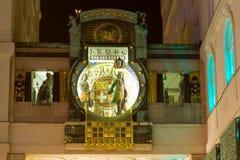 Ρολόι της Anker στη Βιέννη Στοκ Εικόνα