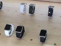 Ρολόι της Apple Στοκ εικόνα με δικαίωμα ελεύθερης χρήσης