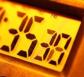 Ρολόι χρονομέτρων Στοκ φωτογραφία με δικαίωμα ελεύθερης χρήσης