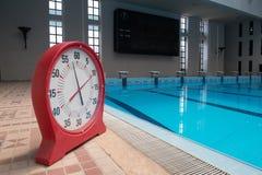 Ρολόι χρονομέτρων Στοκ Φωτογραφίες
