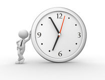 Ρολόι διανυσματική απεικόνιση