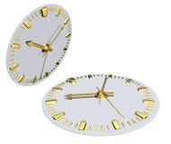 Ρολόι, clockface Στοκ Εικόνες