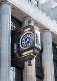 Ρολόι deco τέχνης Στοκ Εικόνα