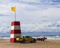 Ρολόι Lifeguard Στοκ εικόνες με δικαίωμα ελεύθερης χρήσης
