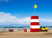 Ρολόι Lifeguard Στοκ Εικόνες