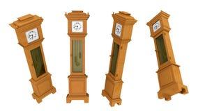 Ρολόι Longcase Στοκ Εικόνες