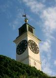 Ρολόι Petrovaradin Στοκ εικόνες με δικαίωμα ελεύθερης χρήσης