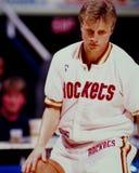 Ρυάκια του Scott, Houston Rockets Στοκ Εικόνες