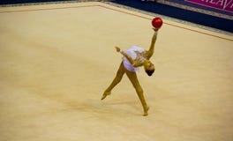 ρυθμικός κόσμος γυμναστικής φλυτζανιών του 2012 Στοκ Εικόνα