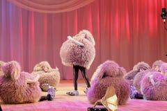 Ρυθμικός χορός χορού παιδιών Στοκ φωτογραφίες με δικαίωμα ελεύθερης χρήσης