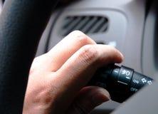 ρυθμιστής αυτοκινήτων στοκ εικόνες με δικαίωμα ελεύθερης χρήσης